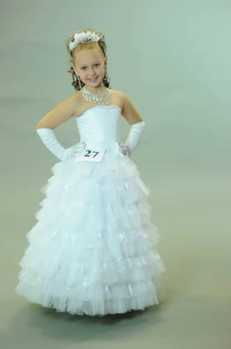 А вы знали, что в нашей школе учится Мини-Мисс Приморского края?